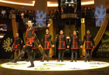 گروه رقص آذربایجانی اوتلار