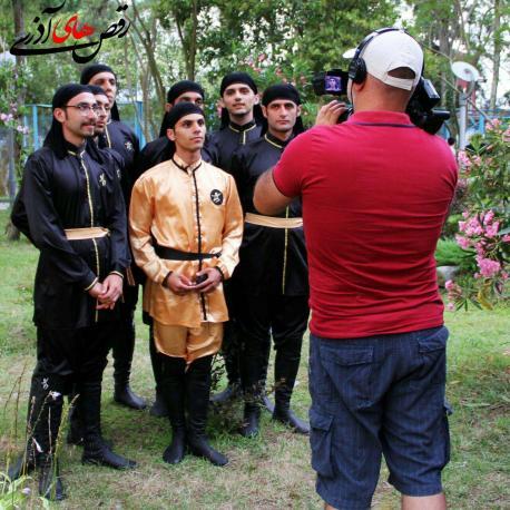 وب سایت جامع رقص های آذری | آذربایجانی