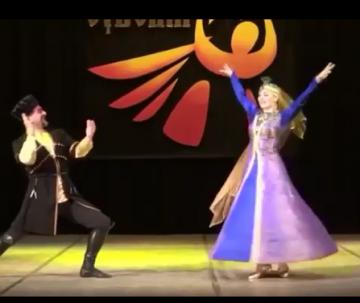 رقص زیبای  اوزون دٓرٓه