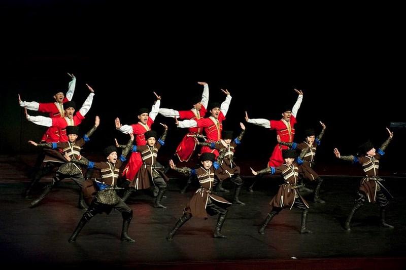 رقص قزاقی