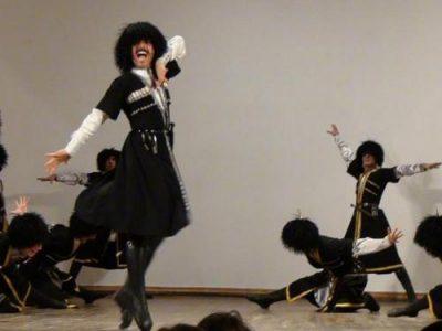 رقص آذربایجانی قایتاغی
