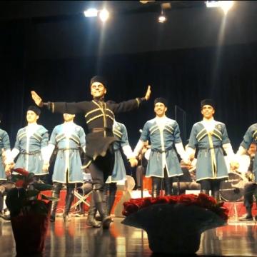 رقص سولیستی بهراد کفیلی